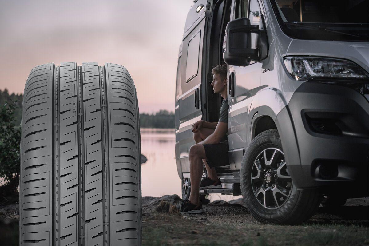 Nokian Hakka Van адресована владельцам микроавтобусов и фургонов. Фото: