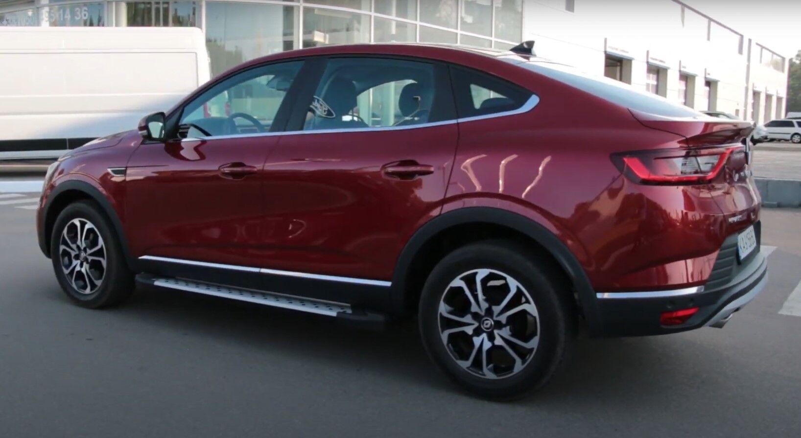 Renault Arkana.