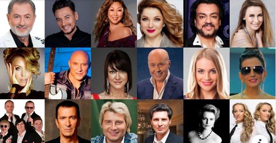 Российские звезды снялись в ролике в поддержку Лукашенко.
