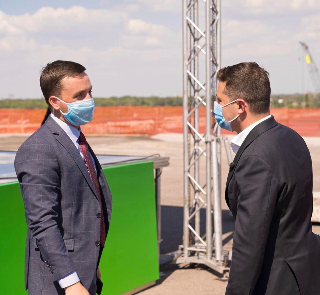 Кандидатуру Крейденко поддержал Зеленский