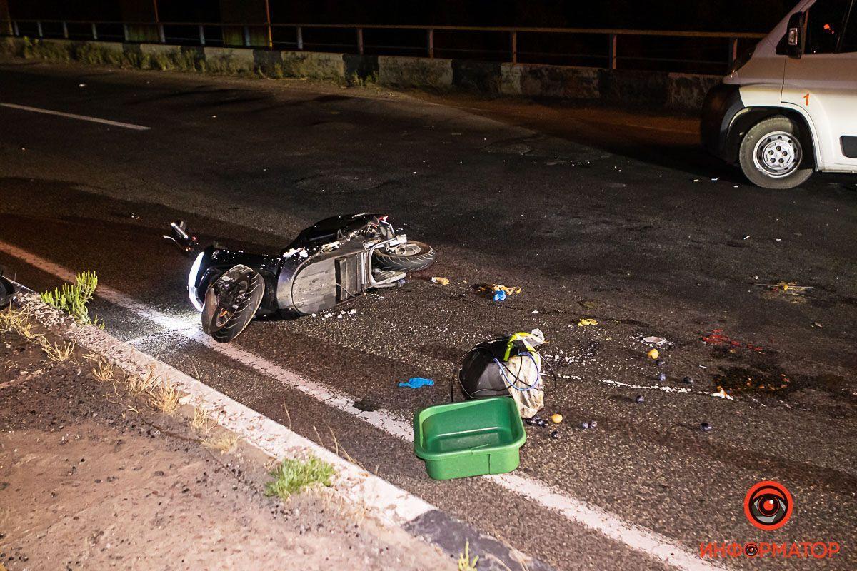 Аварія трапилася на трасі М04.
