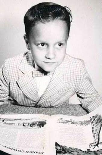 Детство Джорджа Мартина.