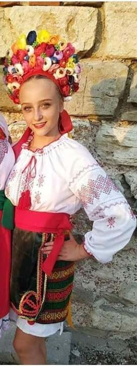 Алине Лаврищук было 16 лет.