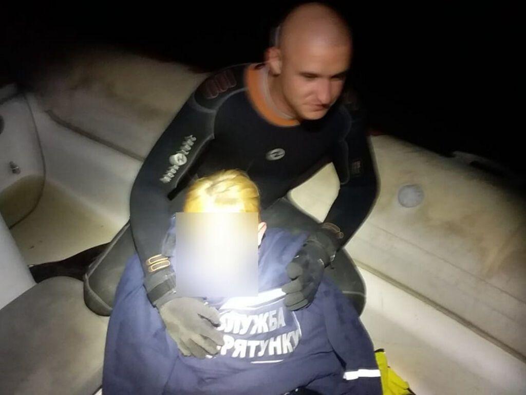 В Днепре 17-летний подросток прыгнул с моста в реку