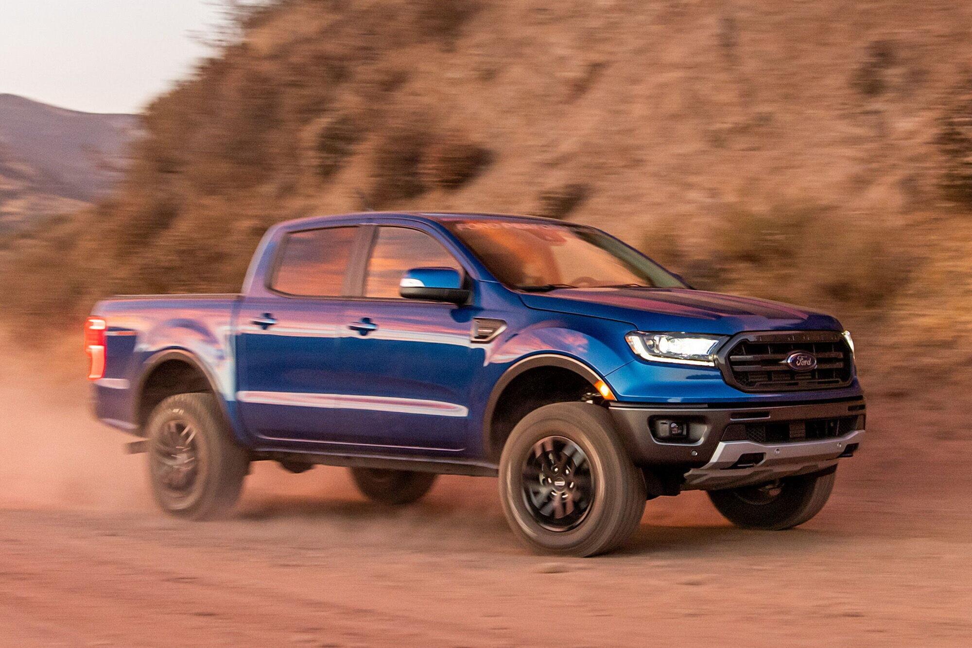 Ford Ranger разработали в Австралии, но сегодня это самый американский автомобиль.