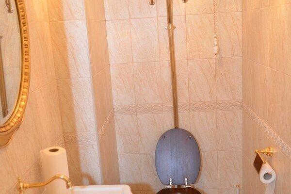 Туалет у будинку Пшонки