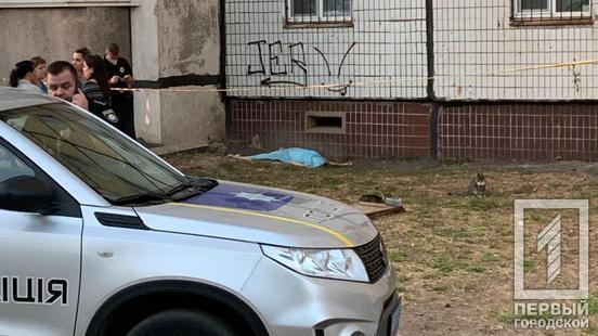 В Кривом Роге девочка выпала из окна многоэтажки.