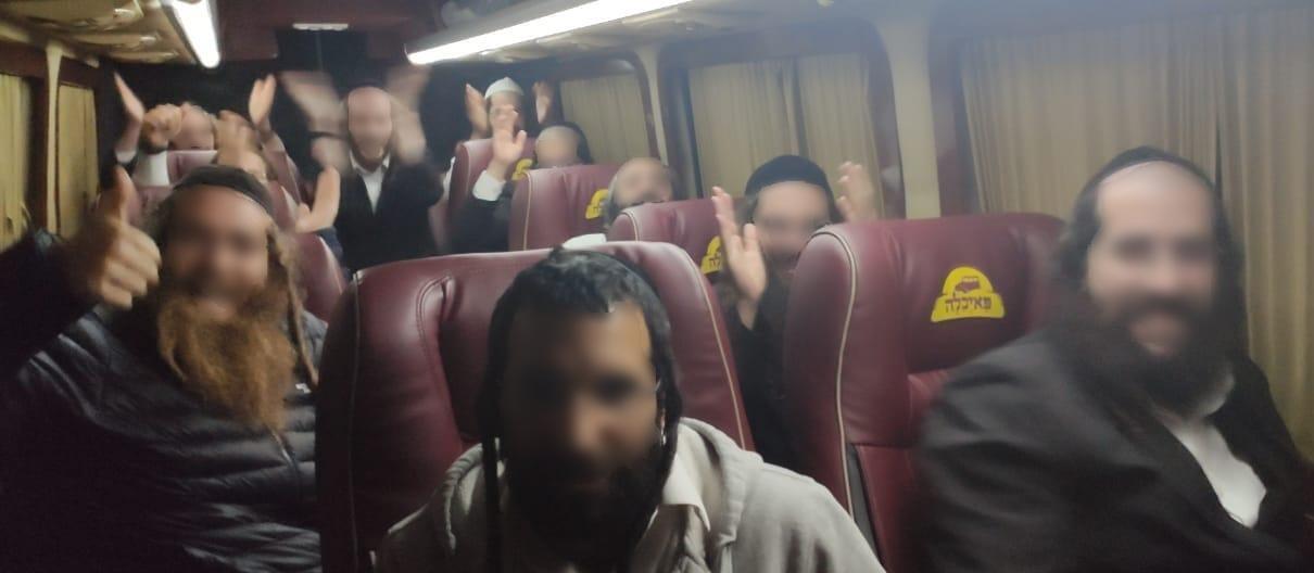 Серед затриманих – 10 громадян Ізраїлю та один громадянин Франції.