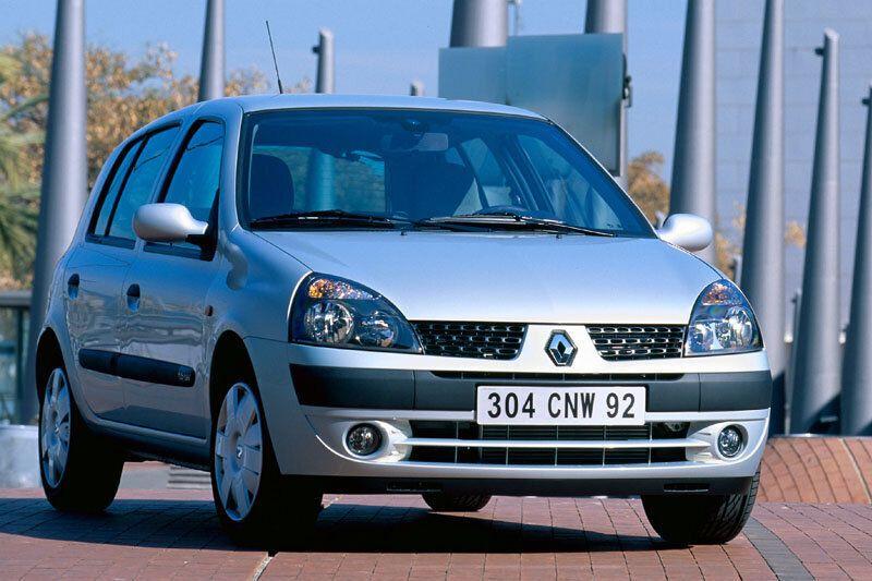 Renault Clio – одне з найпопулярніших авто з Франції.
