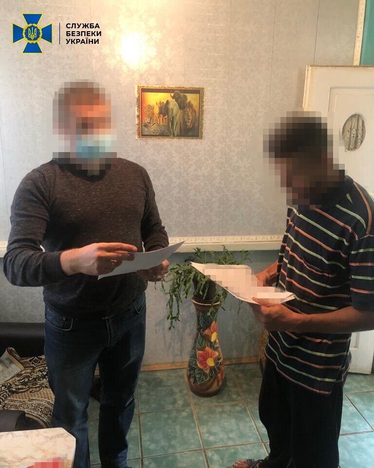 Житель Закарпаття створив кілька акаунтів в соціальних мережах.