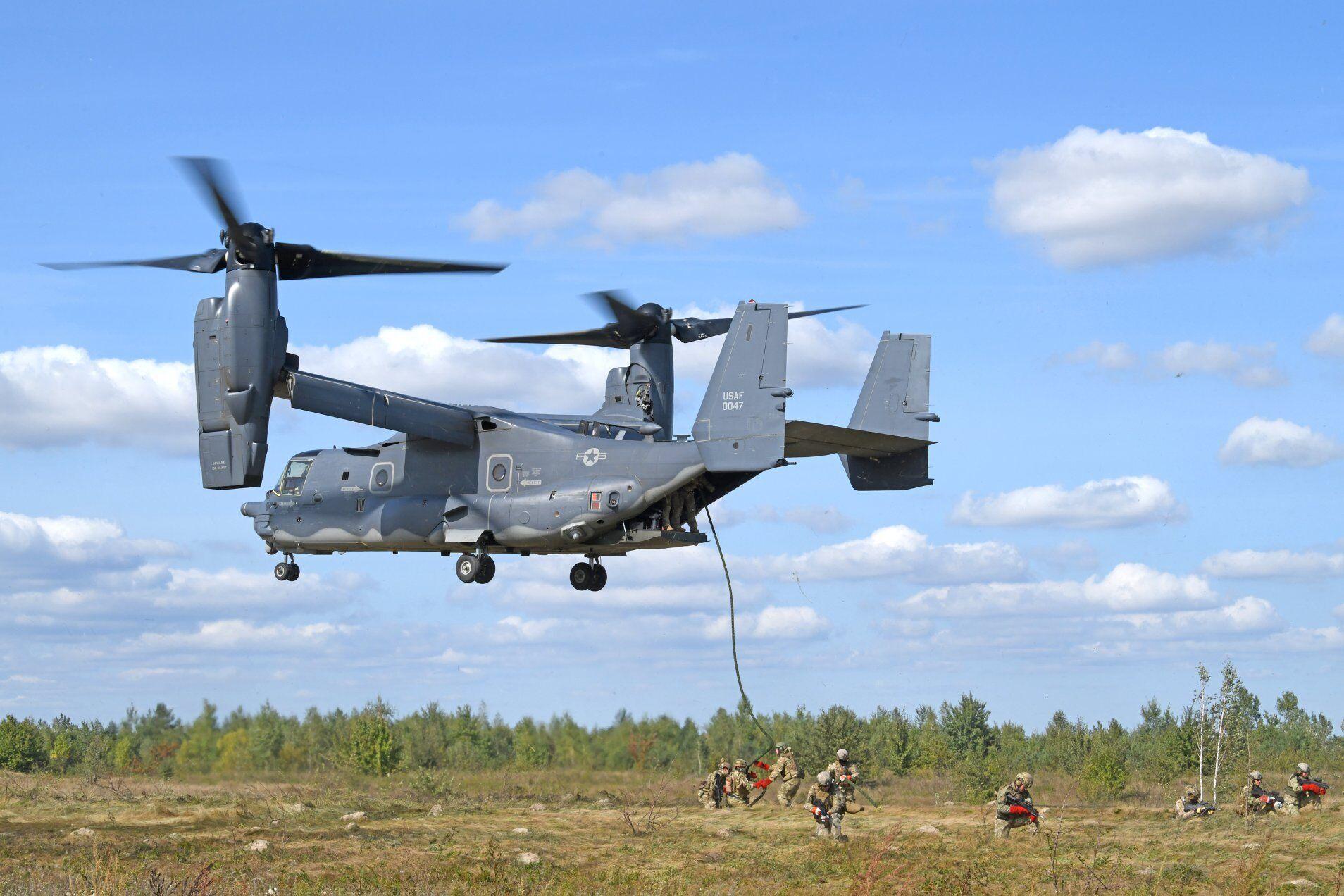 Спецназовцы ВСУ и их коллеги из США провели совместную тренировку.