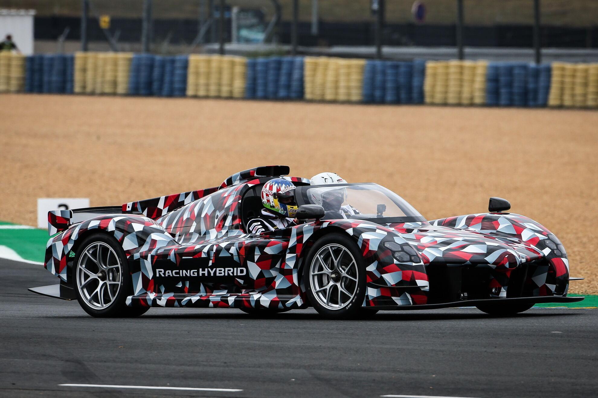 Toyota GR Super Sport. Фото: