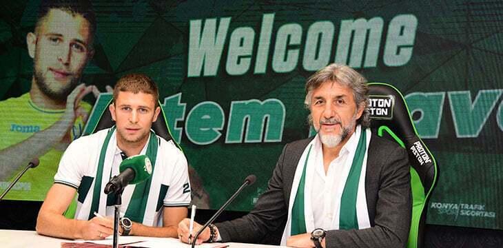 Клуб оголосив про підписання українця