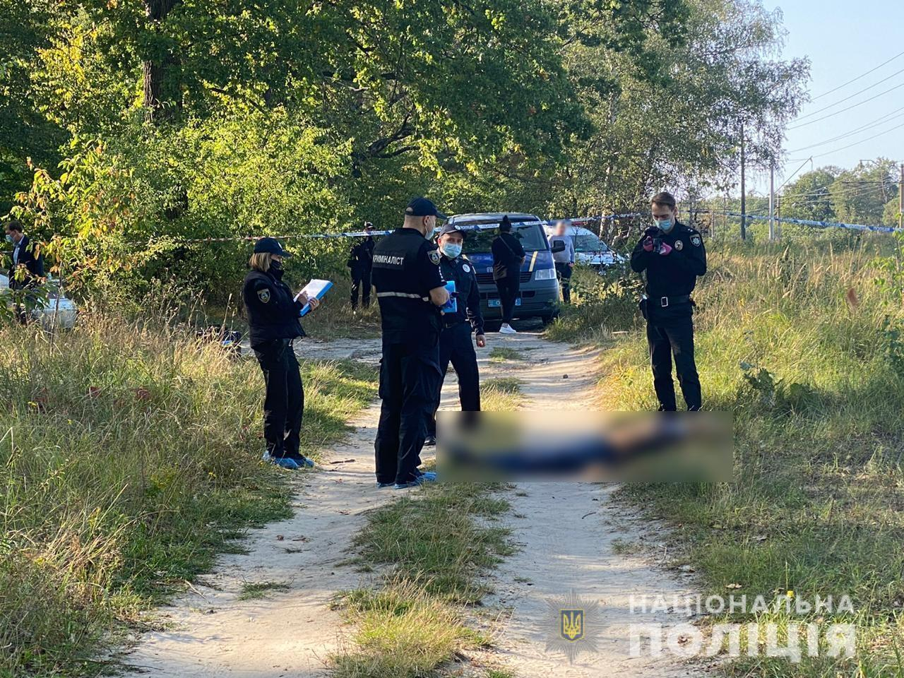 Убитий був раніше судимий за автоугони.