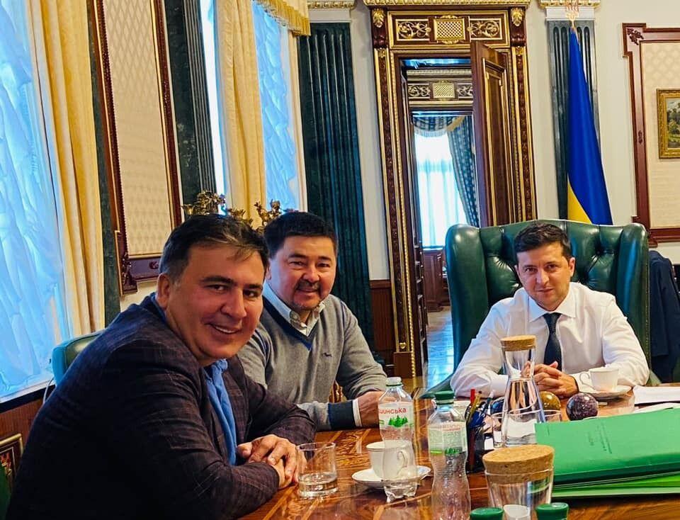 Маргулан Сейсембаєв зустрівся з Володимиром Зеленським.
