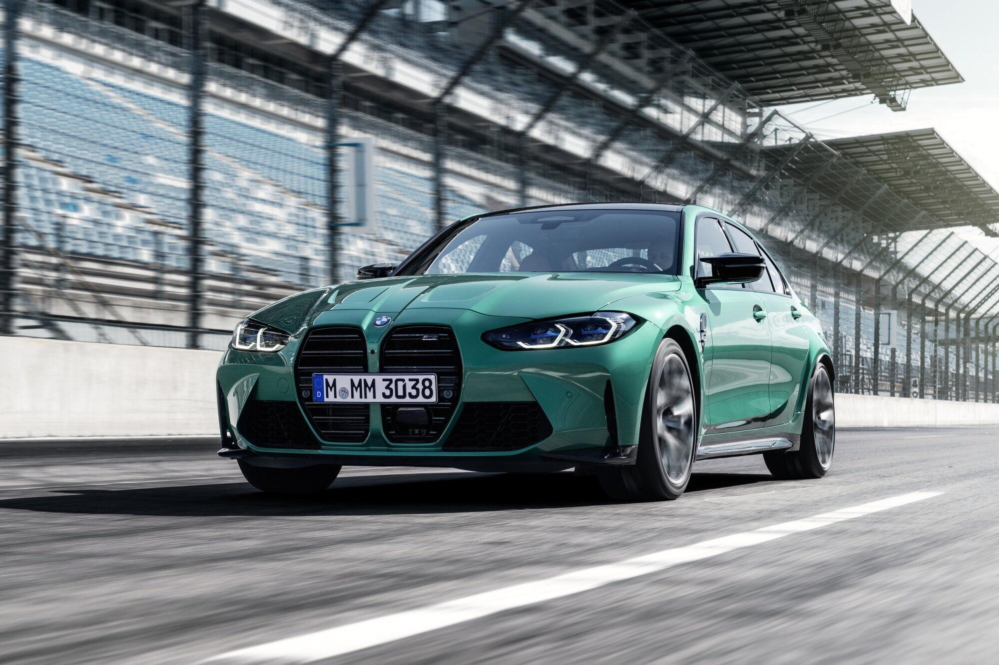 Нові BMW M3 і M4 2 021.