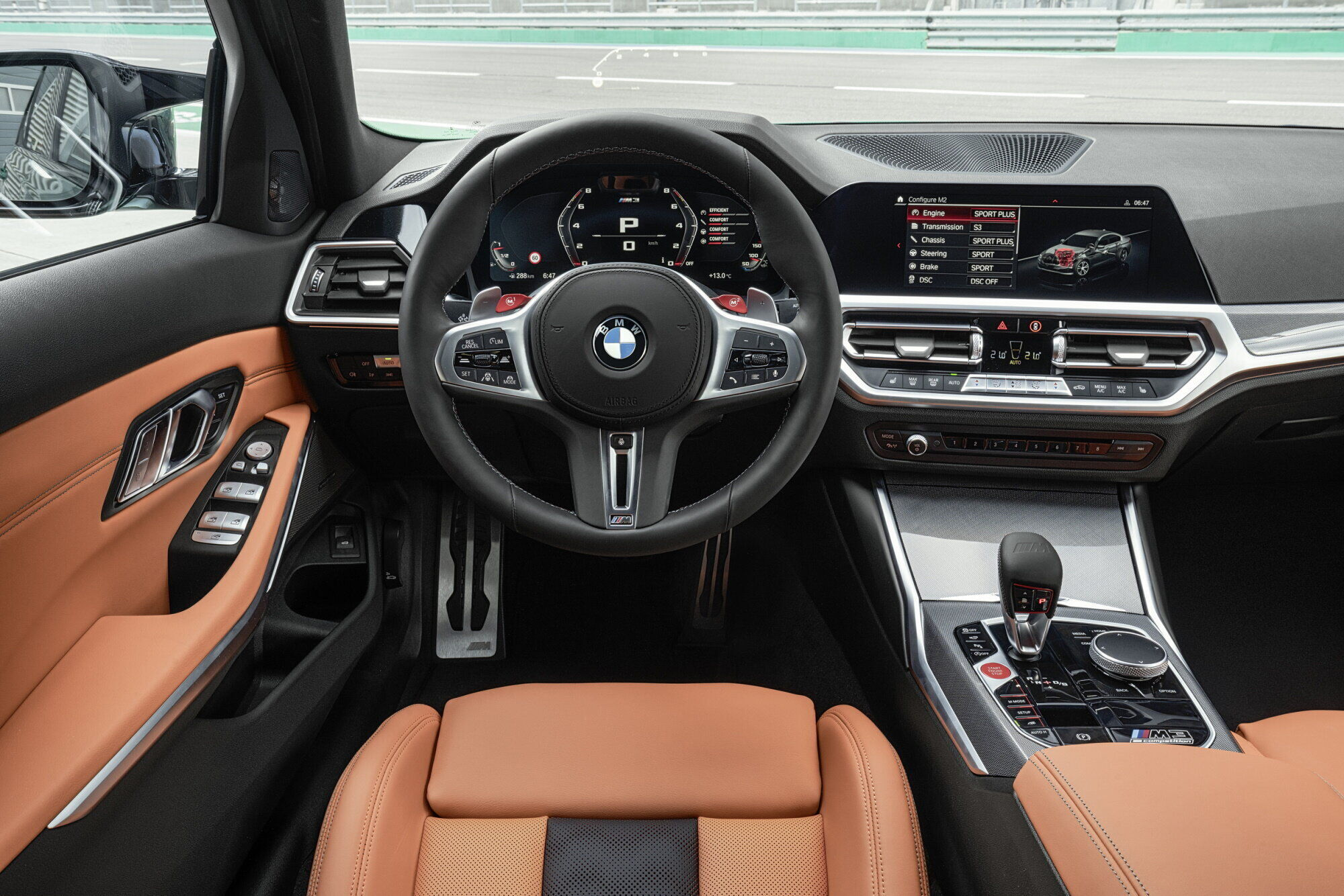 Новые BMW M3 и M4 2021.