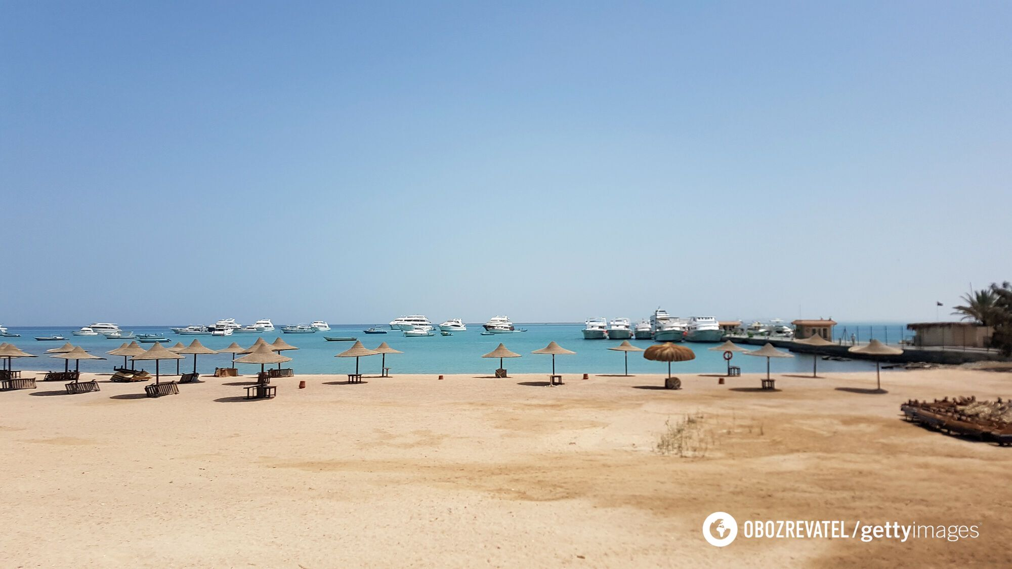Відпочинок у Єгипті в жовтні