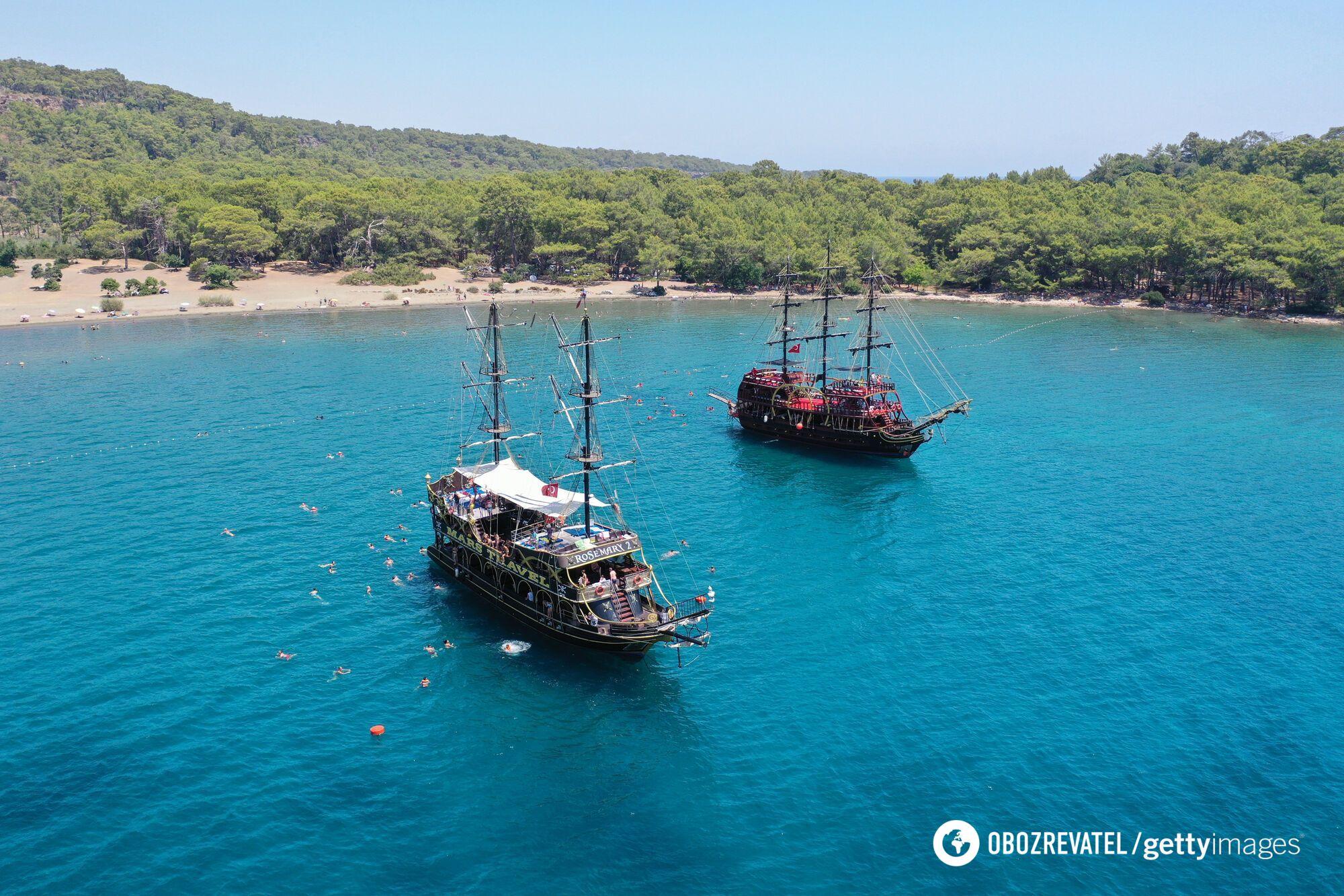 Відпочинок у Туреччині в жовтні