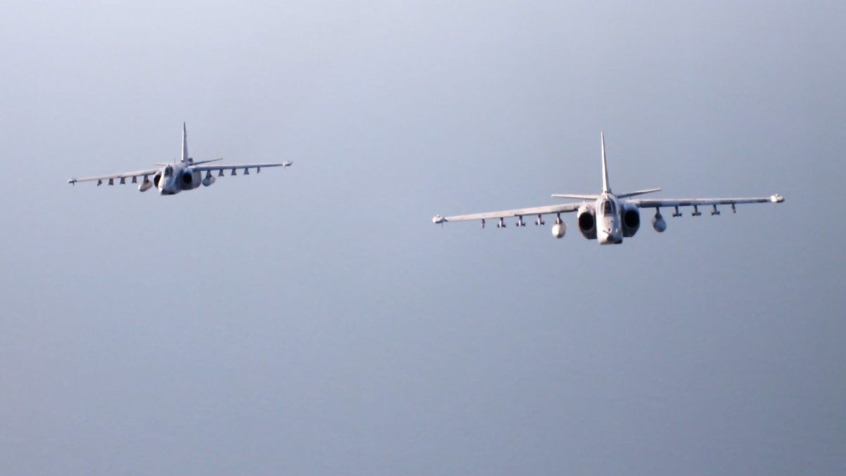 ЗСУ тренувалися знищувати повітряні цілі.