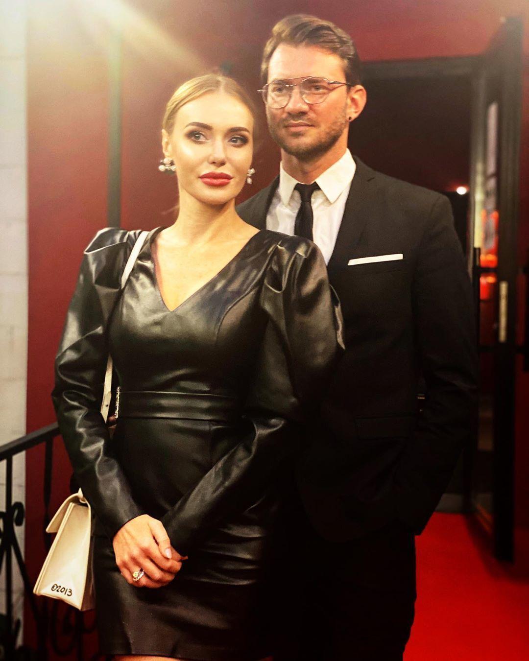 Слава Каминская и Дмитрий Дикусар (Instagram Славы Каминской)