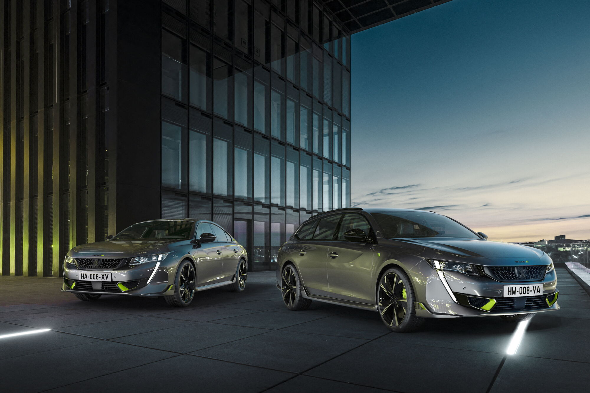 508 Peugeot Sport Engineered. Фото: