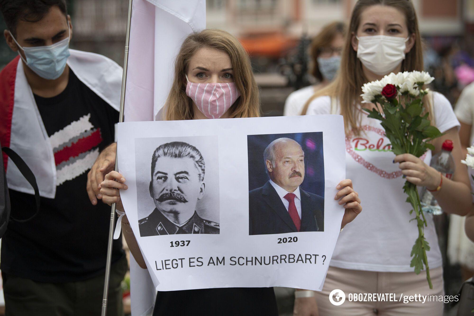 """""""Я отвожу Лукашенко не более двух лет на его президентство""""."""