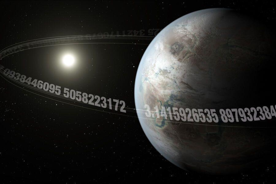 K2-315b делает оборот вокруг звезды размером примерно в пятую часть Солнца за 3,14 дня