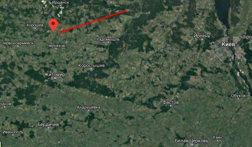 Перший напад злочинець скоїв у с. Топорище Житомирської області.