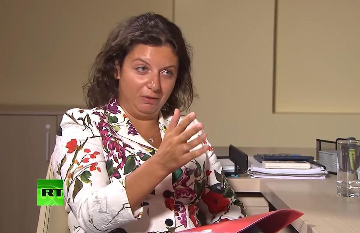 Маргариты Симоньян