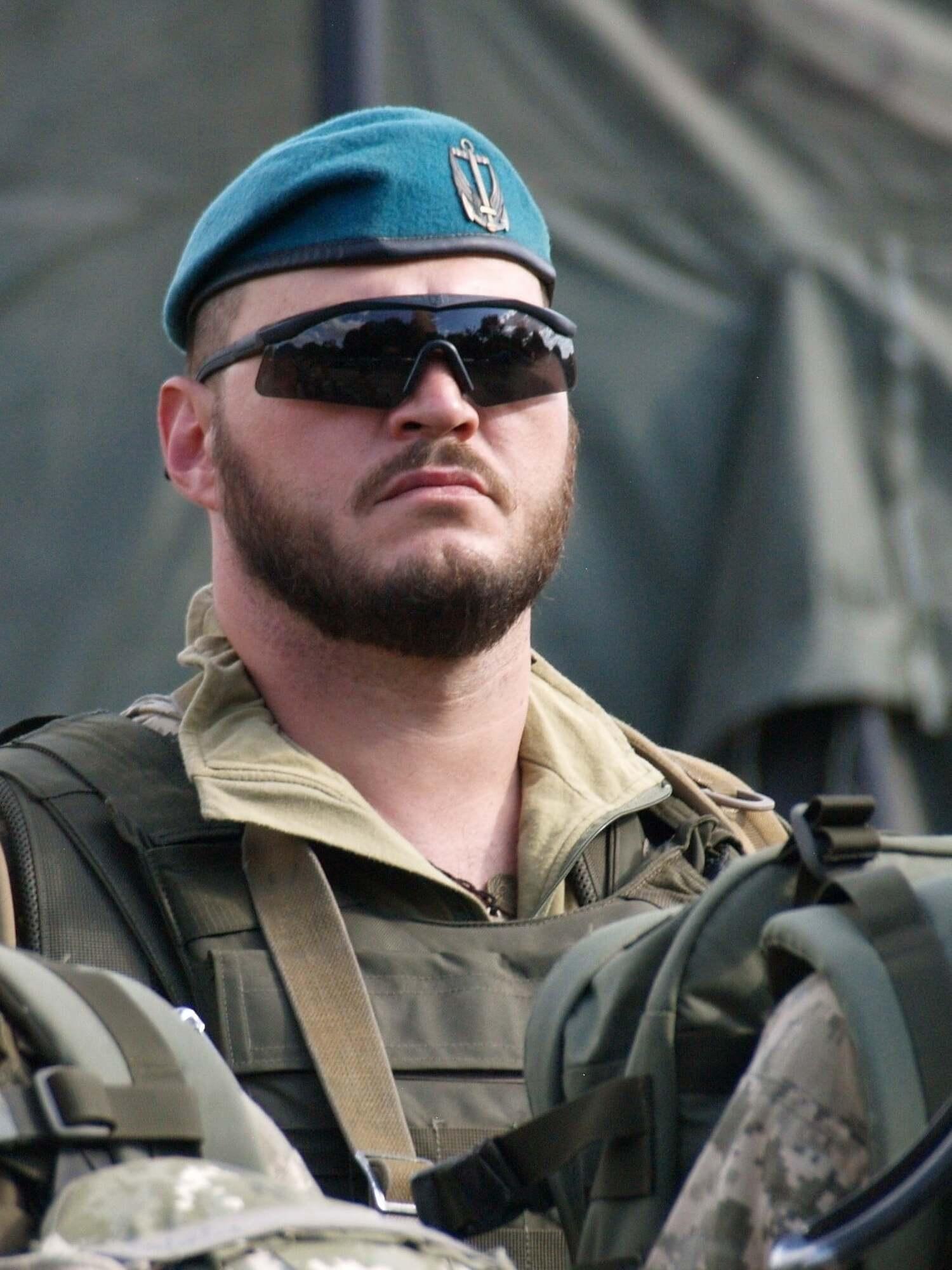 20 червня 2020 року ворожий снайпер завдав йому тяжкого поранення у живіт.