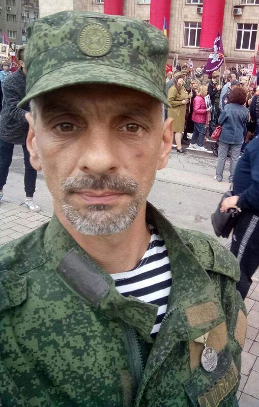Терорист Олексій Клевцов