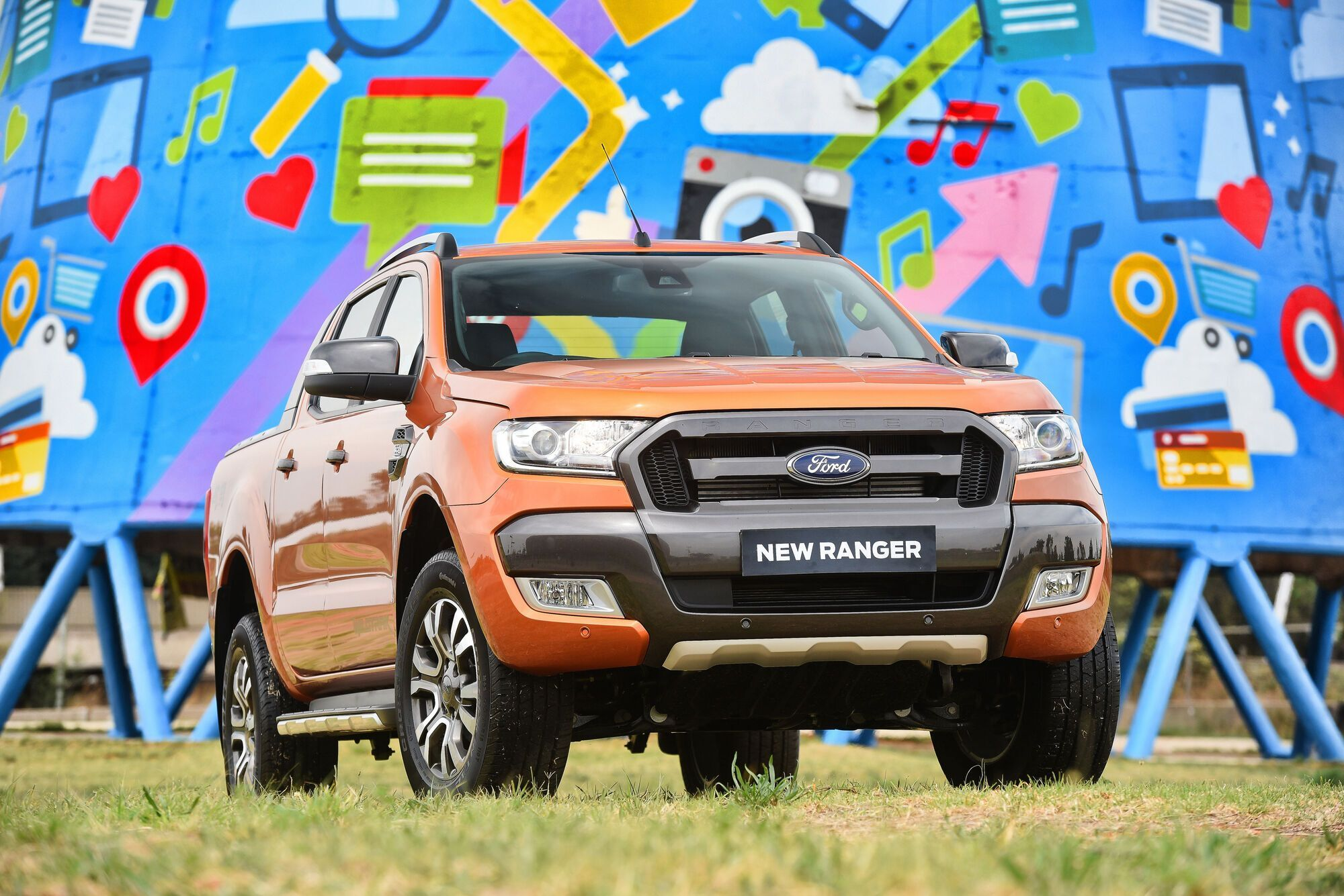 Ford Ranger. Фото: