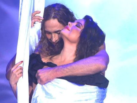 Тарзан і Корольова після скандалу зі зрадами разом виступили на сцені.