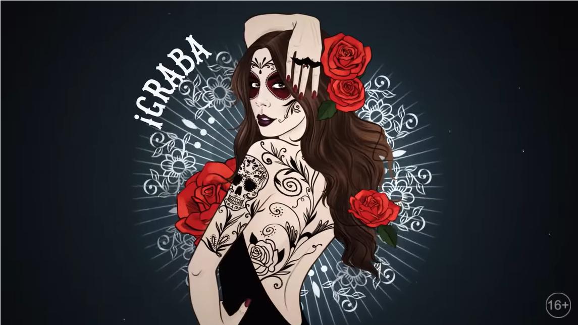 Каменских выпустила мистическое лирик-видео на песню Película. скриншот