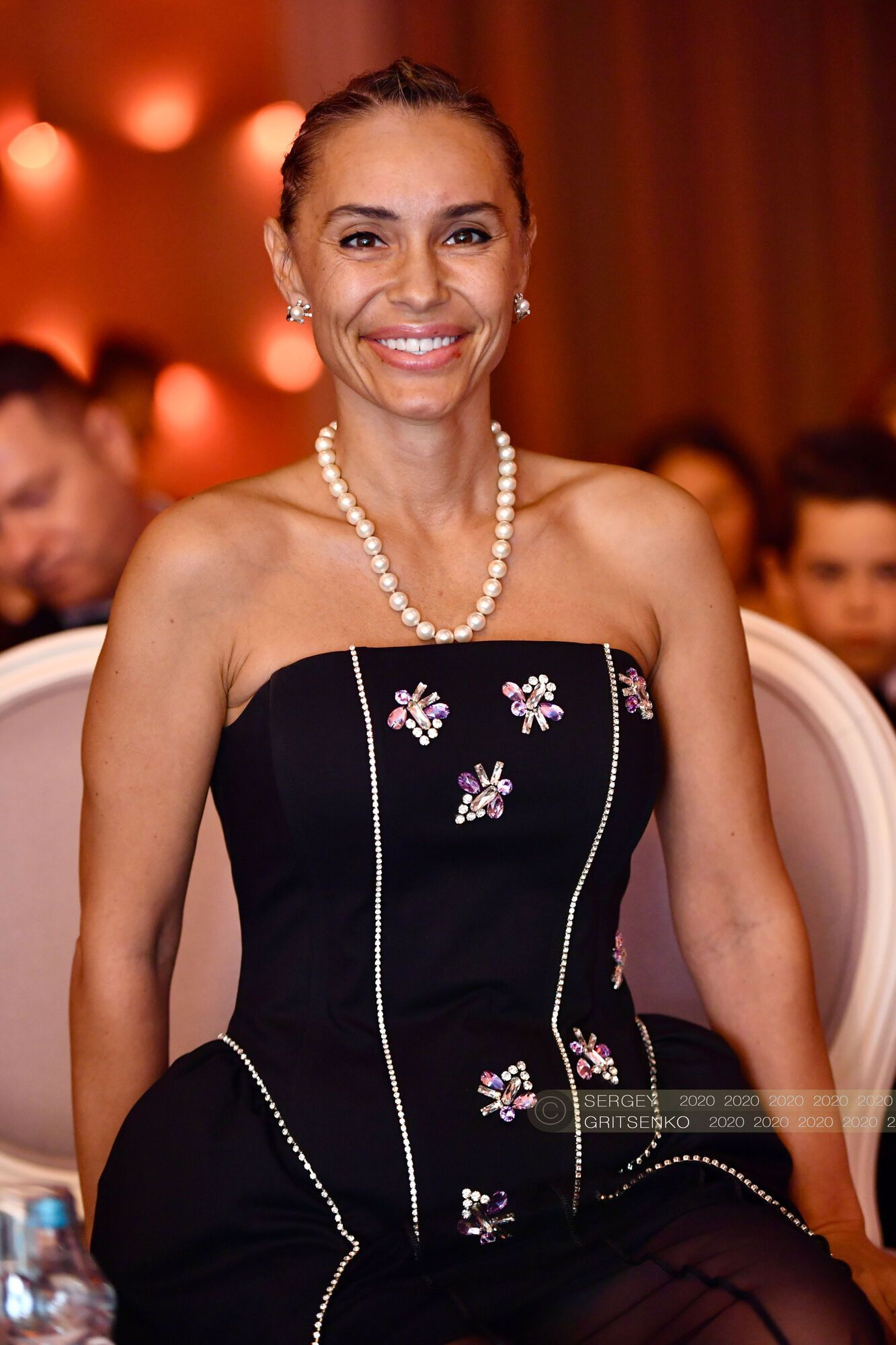 Виталина Ющенко.