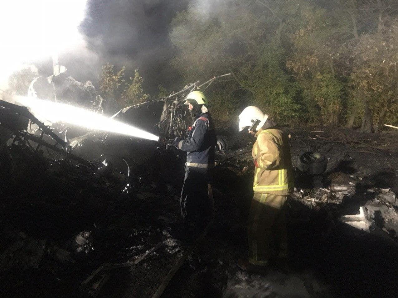 Станом на 9:00 26 вересня рятувальники знайшли 23 жертви Ан-26.