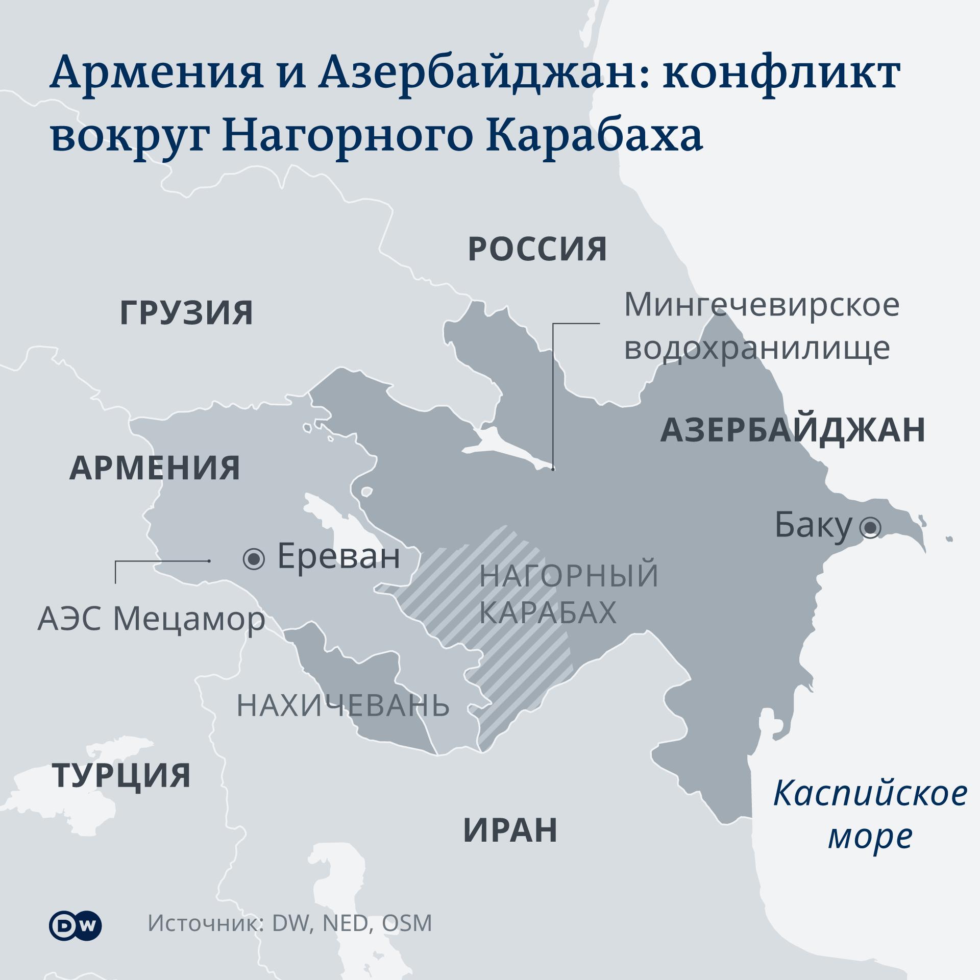 Конфликт вокруг Нагорного Карабаха