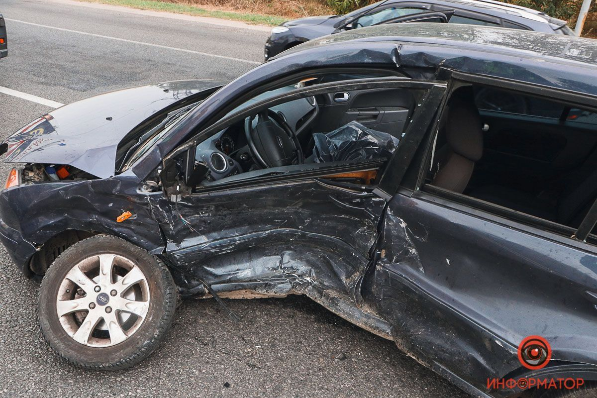 """В результаті аварії загинула жінка-водій """"американця""""."""