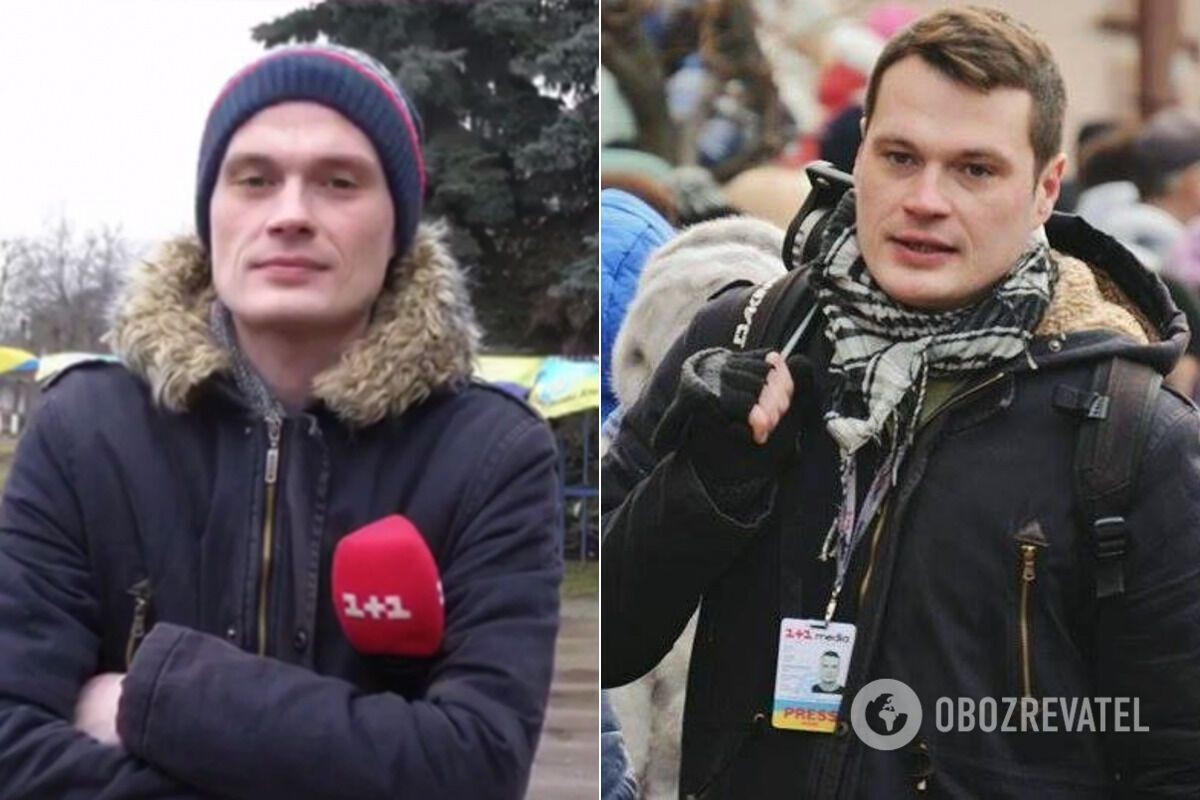 """Олег Тудан працював кореспондентом ТСН і """"Громадське Буковина"""""""
