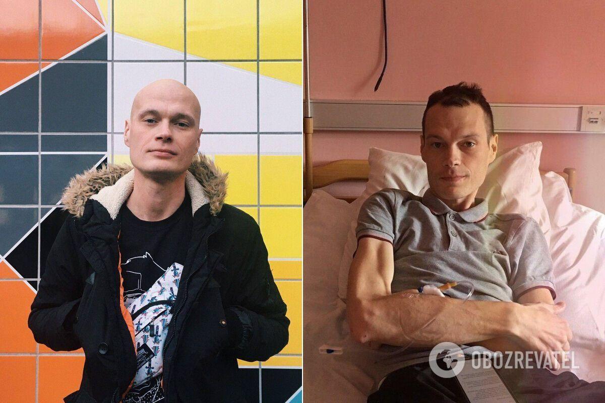 Олег Тудан помер від раку