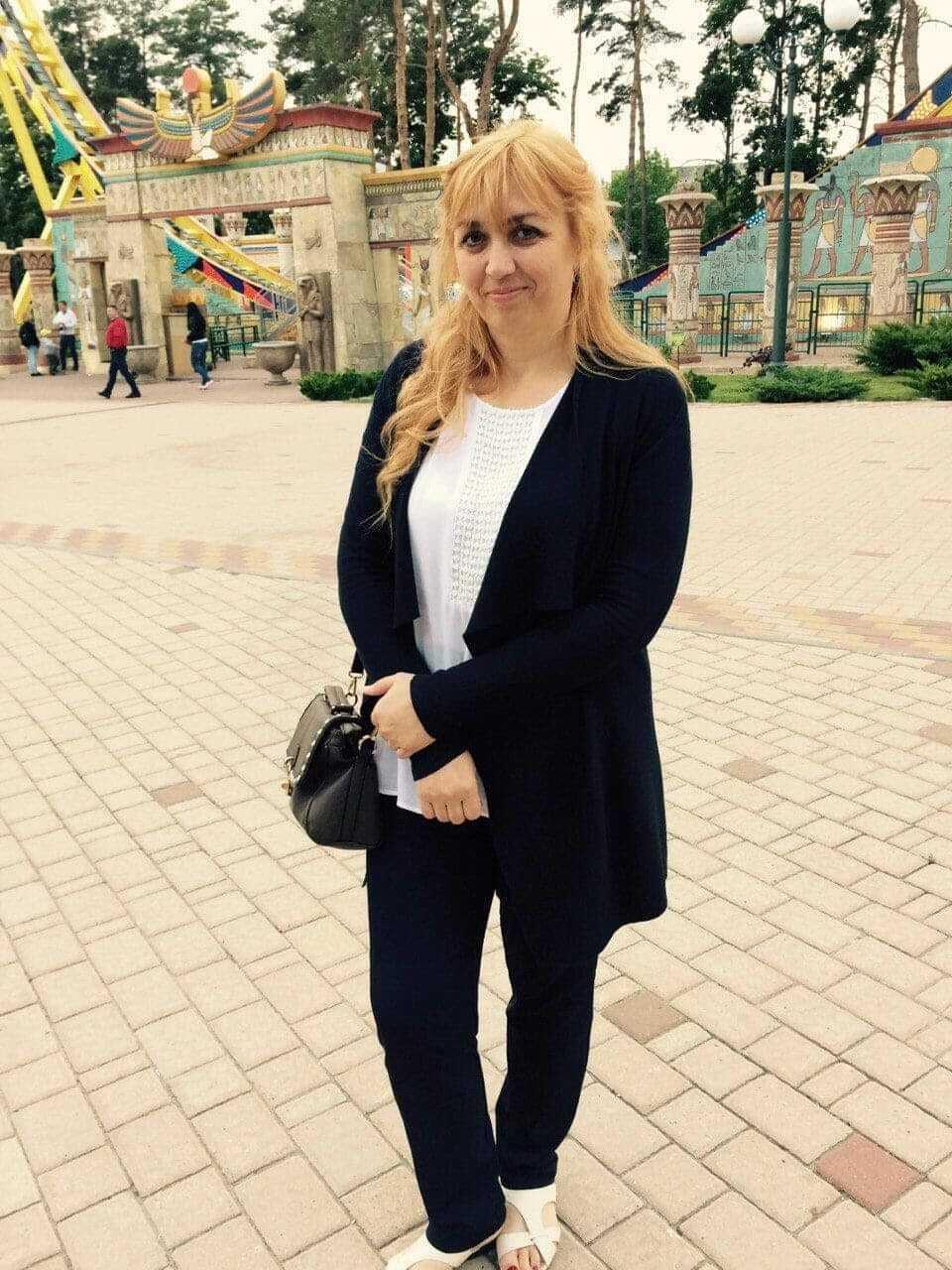Погибшая Татьяна Варава.