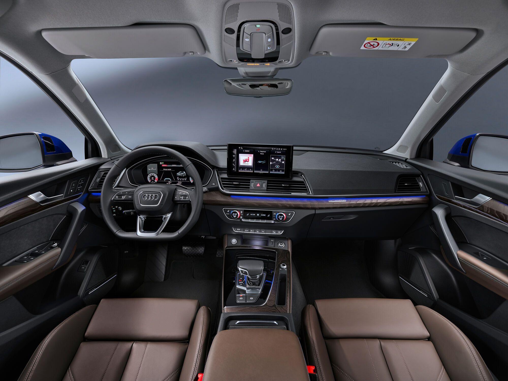 +2021 Audi Q5 Sportback. фото: