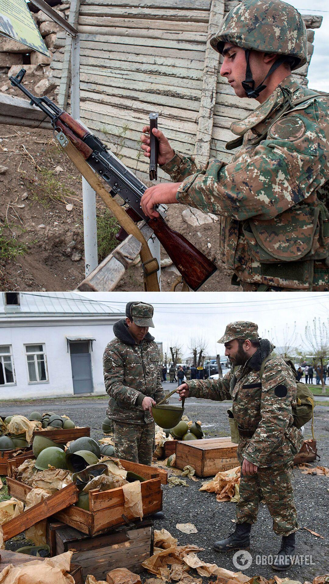 Чергове загострення конфлікту в Нагірному Карабасі, 2016 рік