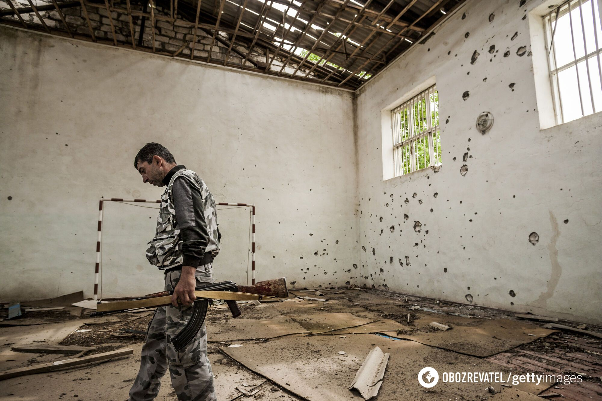 У 2016 році в регіоні поновилися бойові дії
