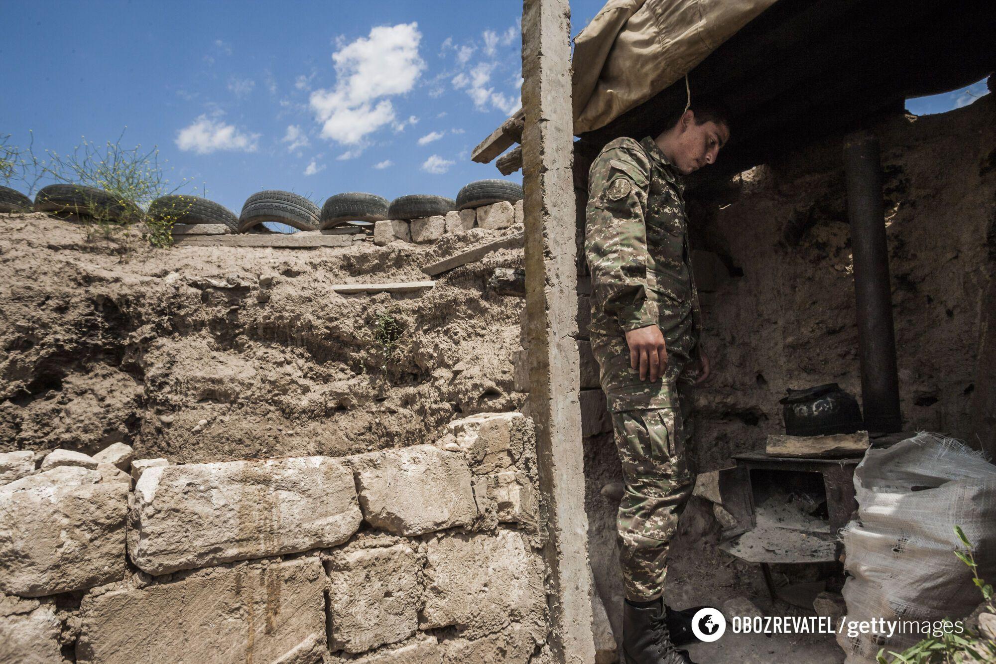 """Була проголошена """"республіка Нагірний Карабах"""""""
