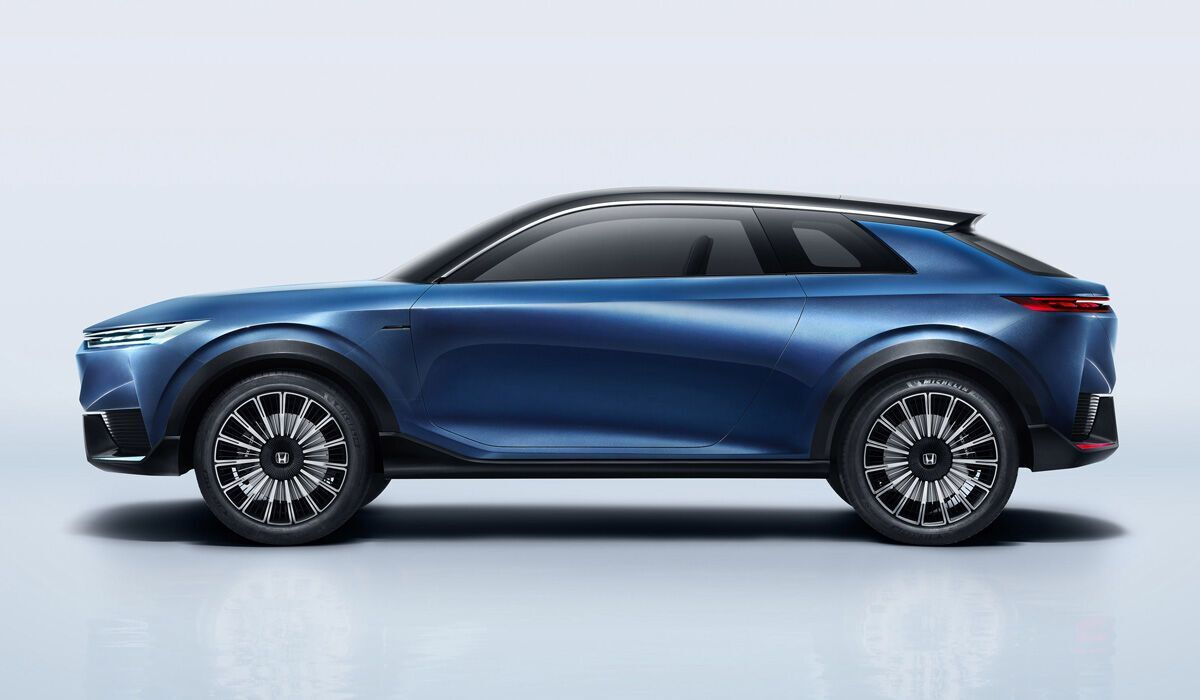 Honda SUV e:concept. Фото: