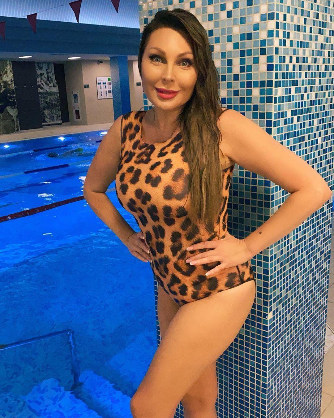 Наталя Бочкарьова у відвертому купальнику (Instagram Наталії Бочкарьової)