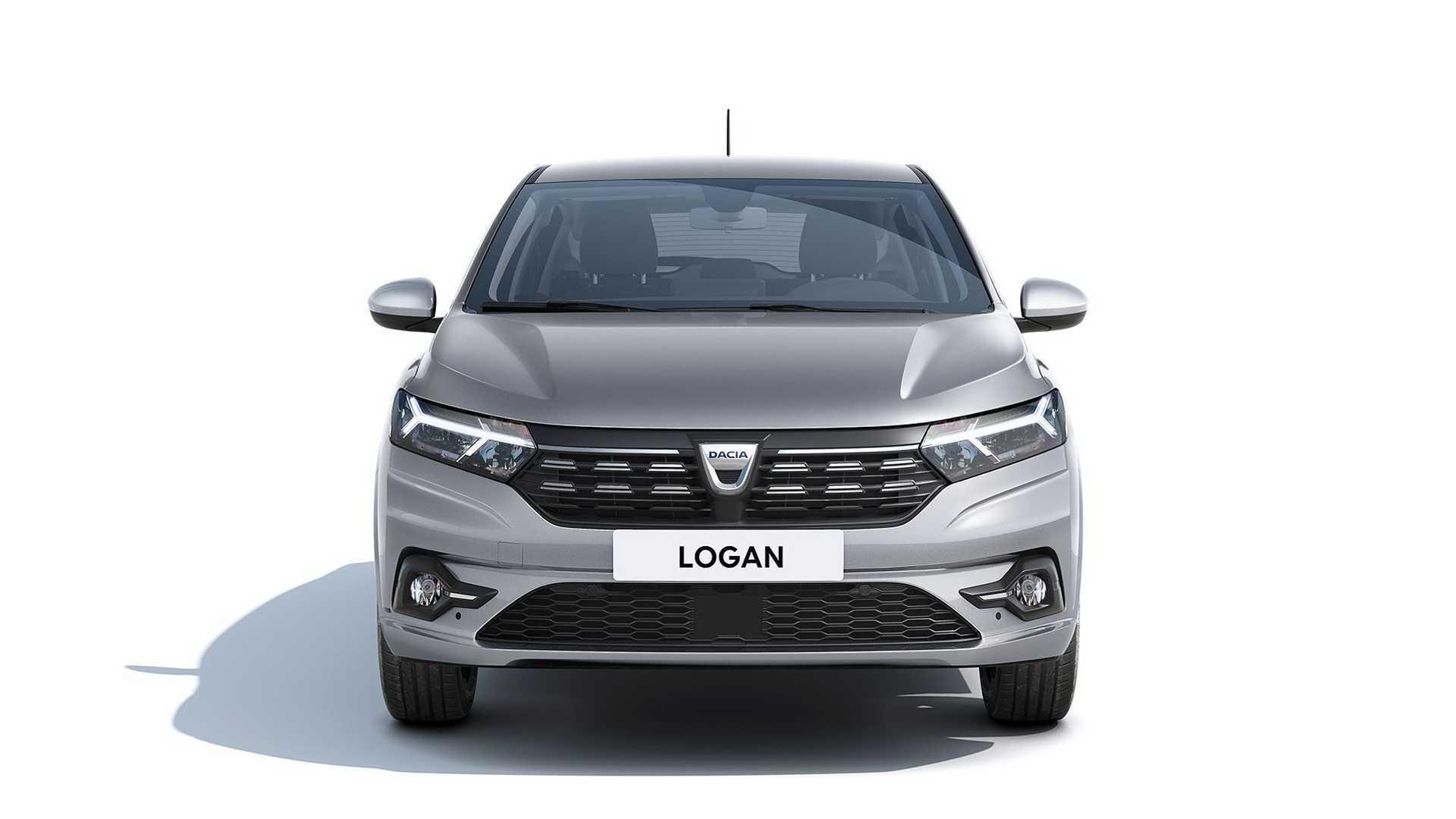 Dacia / Renault Logan 2021.