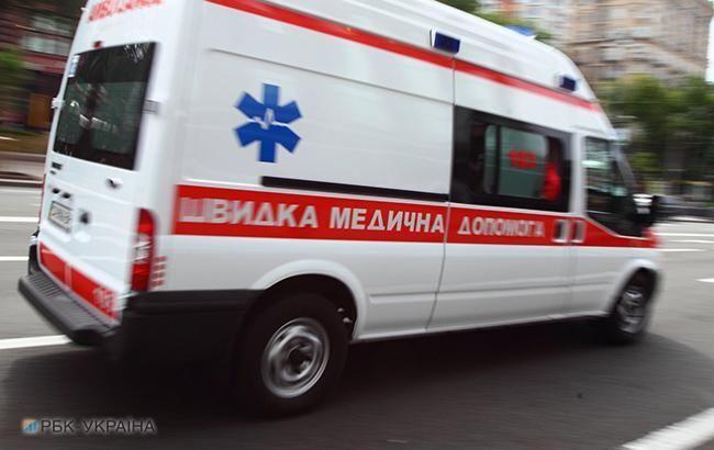 Чоловіка відвезли до районної лікарні.